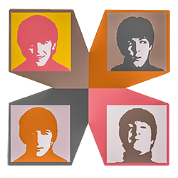 BEATLES WEEKEND PROGRAM |